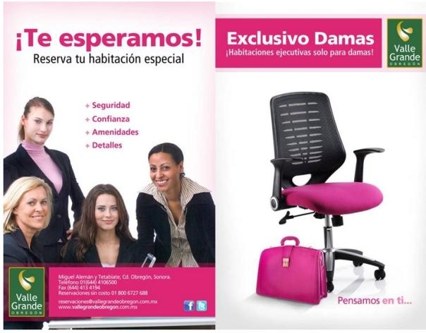 Propuestas especiales Women