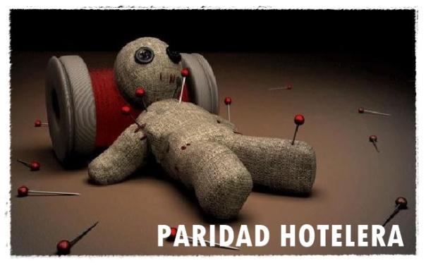 paridad HOTELERA